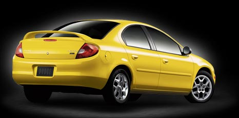 2nd Generation Canadian Chrysler Neon Dodge Sx 2 0 History