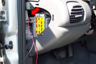how to modify a neon s side markers to blink fuse box and wire locations